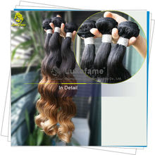 May new product on promotion cheapest price sterilized clean and safe best virgin brazilian ombre hair