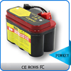 Powkey new 12v 9ah rechargeable motorcycle battery manufacturer