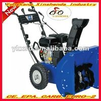 NEW 5.5HP manual snow blower