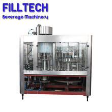 Automatic 3 in1 hot beverage plastic bottle fruit juice manufacturing equipment