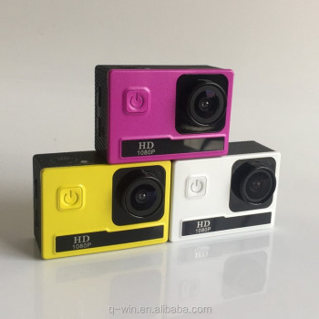 "Promotional 2"" SDV-108 720P Sports DV 1080P HD Sports Camera"