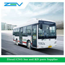 China CNG city bus price yutong bus for sale