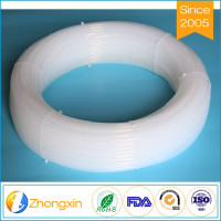 Customized Size Chemical Transfer PTFE Tube