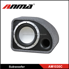 Car Audio Bass Black Box Power Speaker Subwoofer