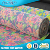 2016 Latest Selling Product Chemical Automotive Headliner Decorative Nonwoven Felt