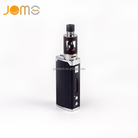 2016 High watt hit huge vapor e cigarette box mod jomo 65w box mod with temp control