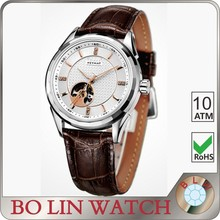 genuine leather automatic watch, luxxery watches , 82S0 mechanical watch Movement