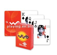 Promotional gift items playing cards