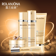 Rolanjona snail mucus skin care set with hydrating and tightening skin