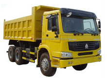 New HOWO Truck Dump Truck 6x4 SINOTRUK Tipper ,unit sale