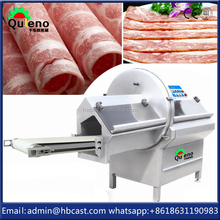 Frozen meat dividing and cutting machine/full automatic meat slicer