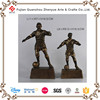 Resin Football Player Trophy