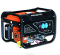 Max power 2200w gasoline generator with digital volt meter low noise