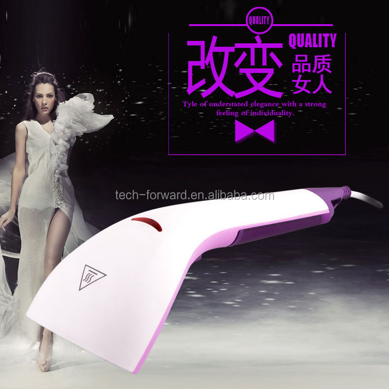 2 In 1 Garment Steamer,Protable Steam Iron,Handheld Fabric Steamer, Household Steamer, Handy Vapor Steamer to Iron Clothes
