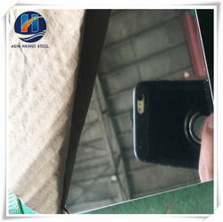Raw material NO.1 2B BA hairline mirror finish 1mm thick stainless steel decorated sheet prices