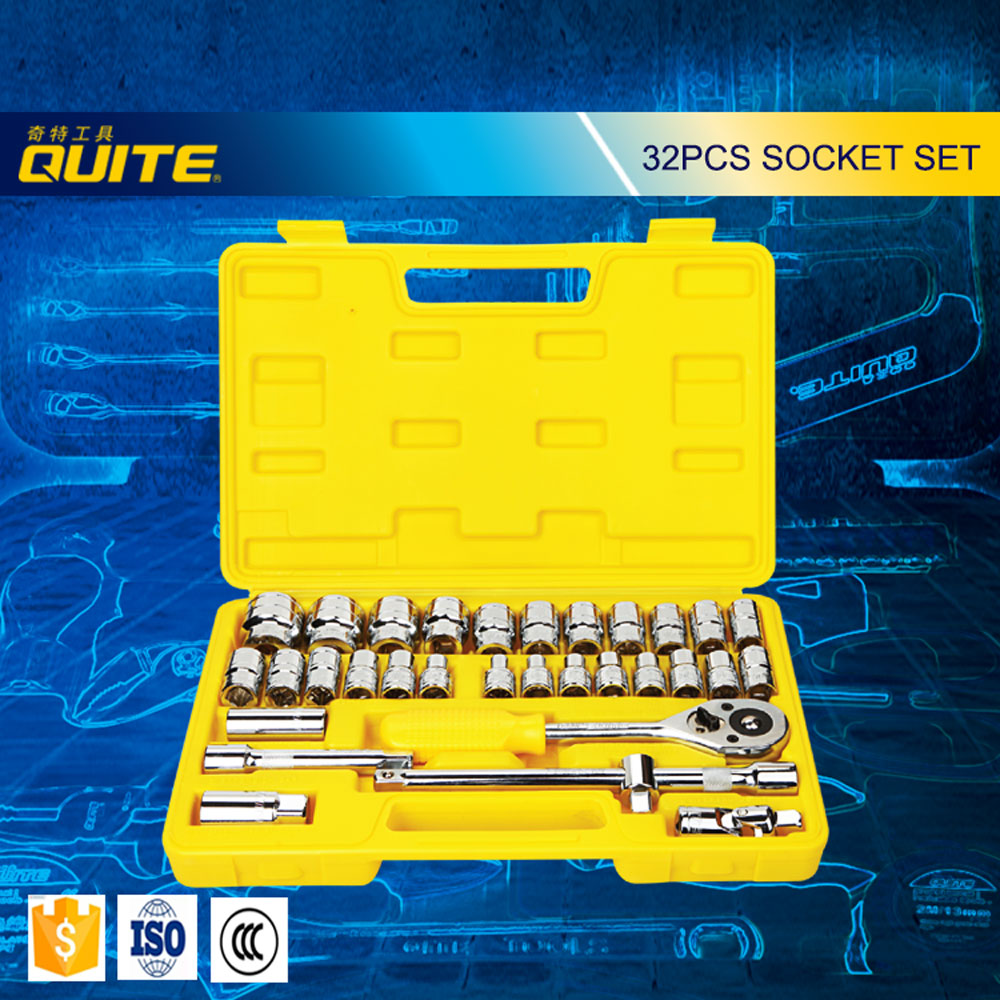 "32 PCS 1/2"" High quality torx impact sockets set tool set"