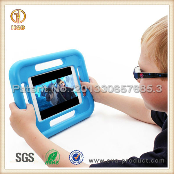 Kids safe protective handheld Bumper case cover for Apple ipad mini