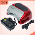 Energy Saving Electric 48W 50/60 Hz LED Nail Polish Dryer With Cold Light