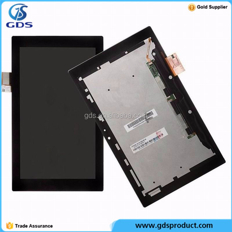 LCD Display With Touch Digitizer Screen Assembly For Tablet Z Z1