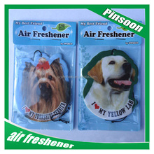 Custom Car air freshener show our own style