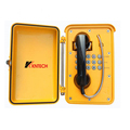 Anti-vandal Industry SOS Emergency Telephone PSTN and VoIP Weather proof Industrial Phones