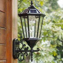 Decorative Solar led garden lamp for solar home light