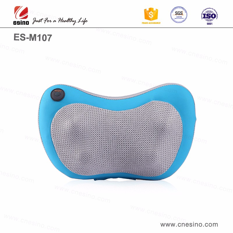 Most Selling Products Driver Relax Massage Pillow, Shiatsu Massager With Heat, Electric Back Massager Pillow