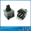High quality home appliance 12v 6 pin push button switch