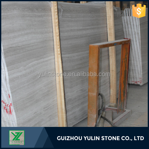 White wooden marble, grey wooden marble (serpeggiante marble)