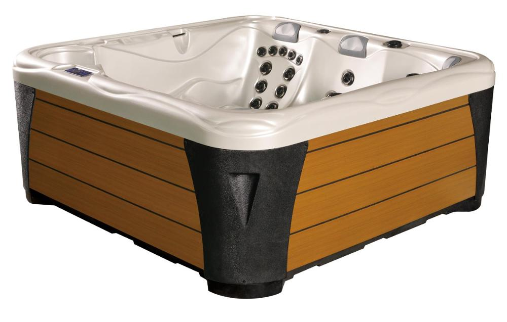 2017 WINER EUROPE massage spa outdoor 5-6People whirlpool spa acrylic hot tub