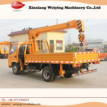 New DONGFENG cargo crane truck for sale