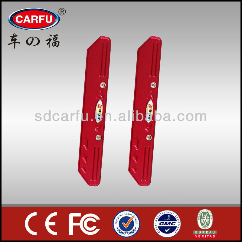 New design colored windshield wipers for wholesales