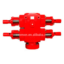 API 16A 15000 psi double ram Bop/Blowout Preventer for well drilling