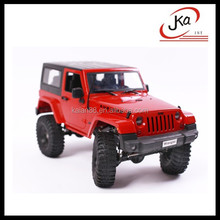 1/10 Scale Metal RC Construction Toys Electric Remote Control Car Jeep Car Wrangler RC Rock Crawler Toys & Hobbies