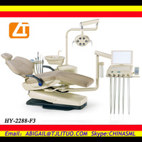 Low Price dental chairs unit price/used dental chair sale/China dental chair
