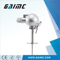 GTT100 K type thermocouple temperature transmitter