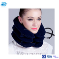 full flannel inflatable air neck traction /cervical traction device