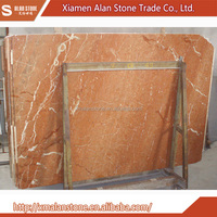 Wholesale Low Price High Quality natural rojo alicante marble