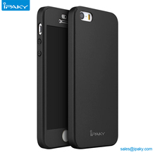 Best Selling Wholesale Black Hard Plastic Housing Top 360 Full Body Abs Case For Iphone 5C 6 Plus