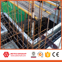 Aluminum standard beam steel formwork for walls aluminum extrusion shapes