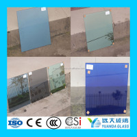 Luxury Hotel Insulated Heat Reflective Glass