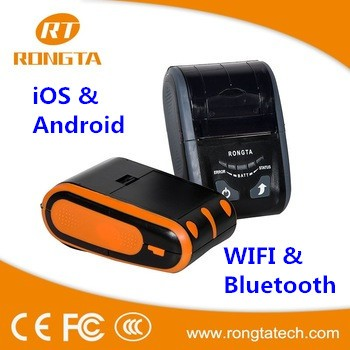 Top quality best price for 58mm wifi and bluetooth portable receipt printer for iphone