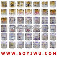 Jette Earings Jewelry Manufacturer Wholesale from Yiwu Market for Jewelry & Earring