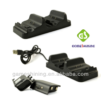 for Xbox One Controller Dual Charger w Two Battery Packs