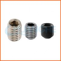 China manufacturer screw size m6