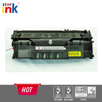 Compatible 5949a toner cartridge for HP with Patent Free Gear 5949a toner cartridge