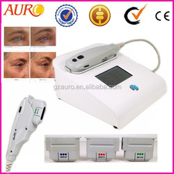Au-S800 Promotion !!! Professional mini hifu face lifting machines home
