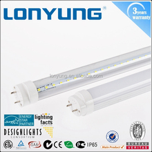 Manufacturing TUV CE SAA Certified led fluorescent tube light-g13 base