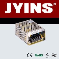 2A 12V dc single output mini-size switching power supply 25W