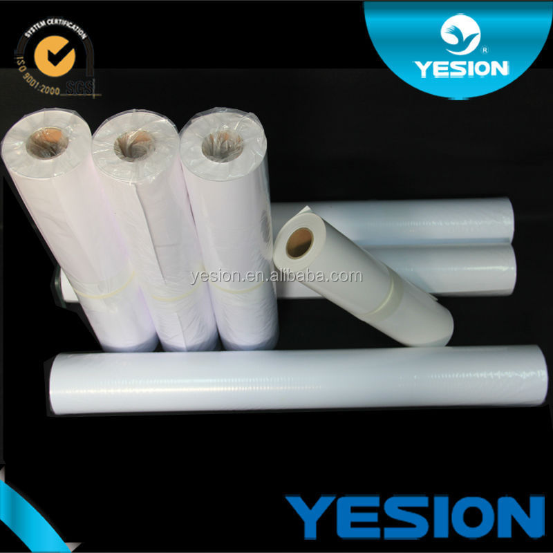 Yesion 115-260gsm, high Glossy Inkjet Photo Paper, High Glossy Photo Paper Roll 24''